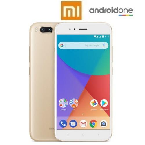 XIAOMI Mi A1 (5.5''/4G/8πύρηνο/4GB-32GB)(Χρυσό)