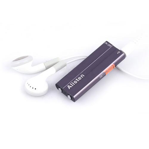 Alisten X20 Ψηφιακό Κρυφό Καταγραφικό Ήχου 8GB(Ανίχνευση Ήχου)