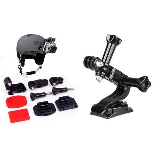 GoXtreme 55236 Motorbike-Helmet-Mount 2016