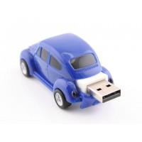 Σκαραβαίος USB Flash 8GB(Μπλε)