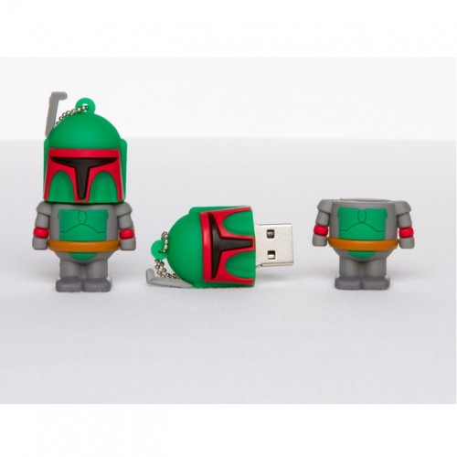Star Wars Boba Fett USB Flash 8GB(oem)