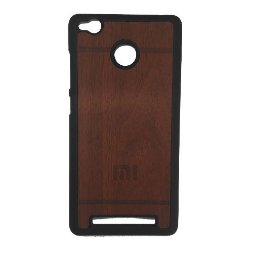 Backcover Θήκη για Xiaomi Redmi 3 Pro/3S ΟΕΜ - Brown