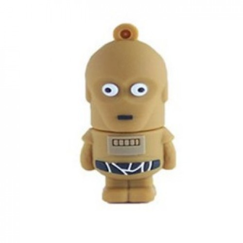 Star Wars C-3PO USB Drive 8GB OEM