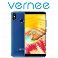 """Vernee T3 Pro (5.5""""/4G/4Πύρηνο/4080mAh/3GB-16GB) Μπλε (Δώρο Ακουστικά)"""