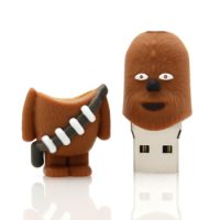 Star Wars Chewbacca USB Drive 8GB OEM