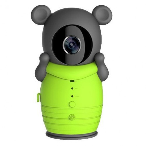 Cleverdog Dog-1W Baby Wifi/IP Camera - Bear Cover(Νυχτερινή Λήψη)(720p)