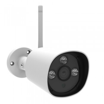Cleverdog DOG-6W Wifi/IP Camera (120°)(Εξωτερικού χώρου)(960p) (Λευκό)