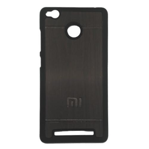 Backcover Θήκη για Xiaomi Redmi 3 Pro/3S ΟΕΜ - Dark Brown