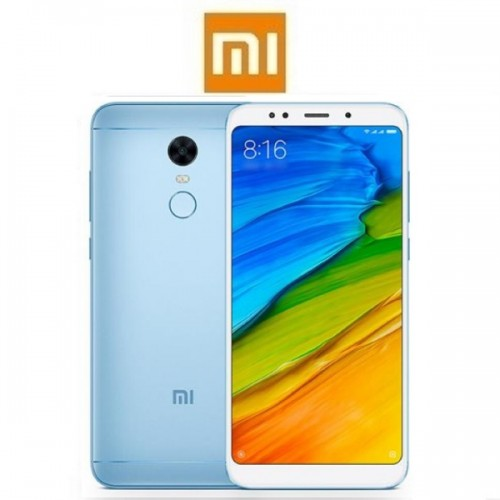 XIAOMI Redmi 5 Plus EU (5.99''/4G/8πύρηνο/3GB-32GB) Blue (Ακουστικά Δώρο)