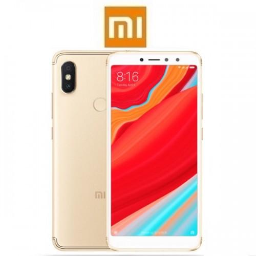 XIAOMI Redmi S2 EU (5.99''/4G/8πύρηνο/3GB-32GB) (Χρυσό) ( Ακουστικά δώρο )