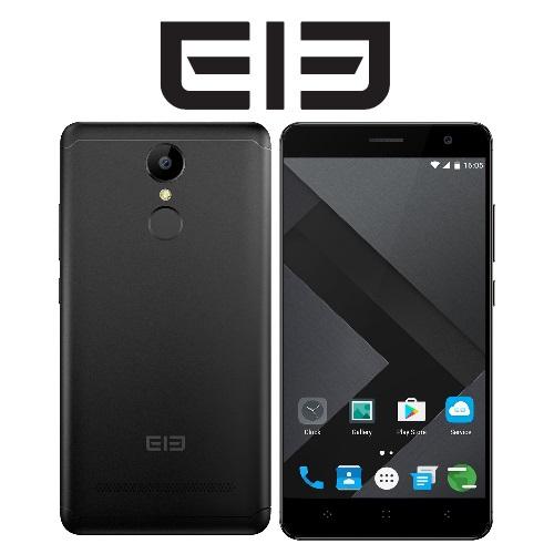 Elephone A8 (5''/3G/4πύρηνο/1GB-8GB) Μαύρο