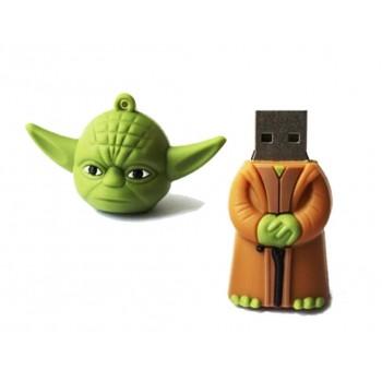 Boyi Outdoor Star Wars Master Yoda USB Drive 16GB USB 3.0 (B088H83ZG3)