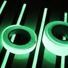 Bulk 505 Φωσφοριζέ Κολλητική Ταινία Τοίχου - 5μέτρα * 5εκ. (Πράσινη)