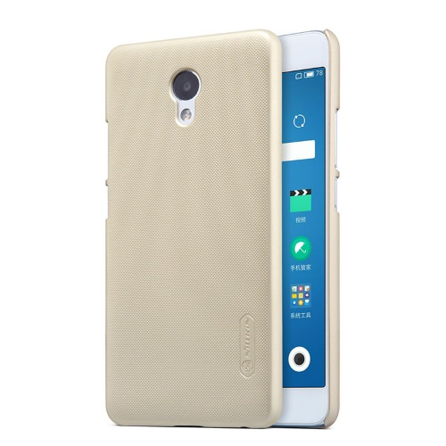 Nillkin Frosted Shield Back Cover Θήκη (Meizu M5) (Χρυσό)
