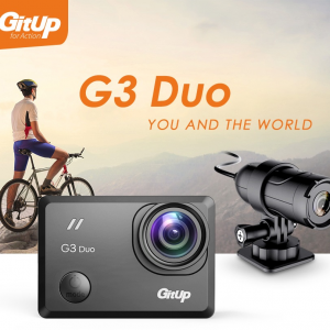 GitUp G3 Duo - Επιτυχημένη συνταγή με νέες καινοτομίες