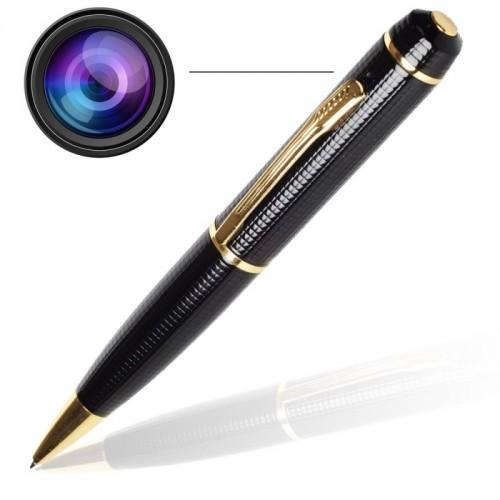 Spy Στυλό Με Κρυφή Κάμερα HD 1920x1080 Bulk SPY-007
