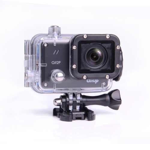 "GitUP Git2P - Pro Packing - Action Camera (1.5"" LCD-2K-WIFI)"