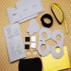 3D Cardboard 2 VR Γυαλιά ΟΕΜ τύπου Google 4.7-5.5''
