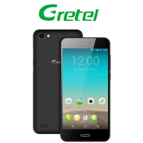 Gretel A7 (4,7''/3G/4πύρηνο/Gorilla Glass3/1GB-16GB) Μαύρο