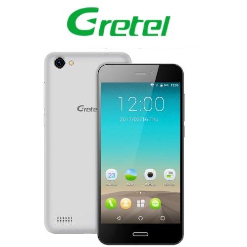 Gretel A7 (4,7''/3G/4πύρηνο/Gorilla Glass3/1GB-16GB) Ασημί