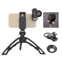 APEXEL APL-20XJJ04 Φωτογραφικός Τηλεφακός 20x Zoom για όλα τα κινητά τηλέφωνα και Smartphone