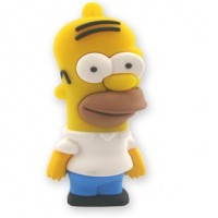 Boyi Outdoor Simpsons Homer USB Flash 16GB USB 3.0 (B07YWF69RH)