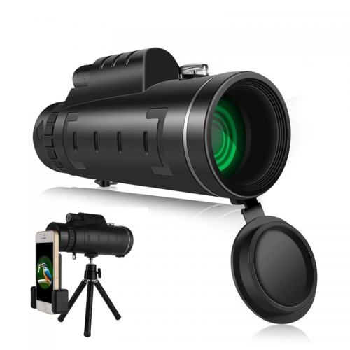 OEM 40X Τηλεσκοπικός Φακός για Smartphone/Κάμερες/Όπλα με τρίποδα
