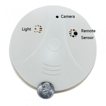 iXium Ανιχνευτής Καπνού με Κρυφή Κάμερα HD (mSD/Ανίχνευση Κίνησης/Κάμερα/Φώτο)