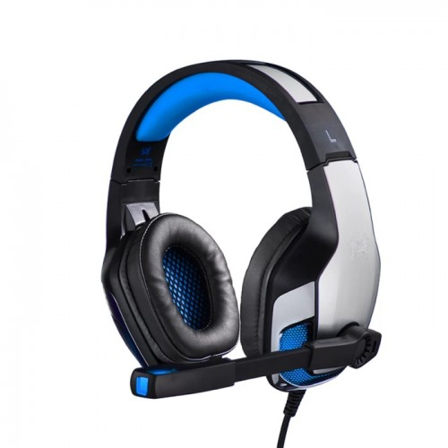 KOTION EACH G5300 Gaming Headphone Headset Earphone - Μπλε/Μαύρο