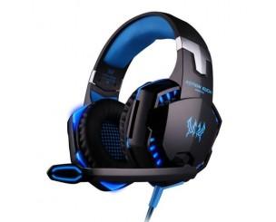 KOTION EACH G2000 USB Gaming Headset - Μπλε