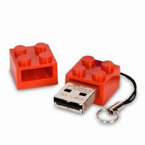 Lego Brick USB Drive 8GB(κόκκινο)