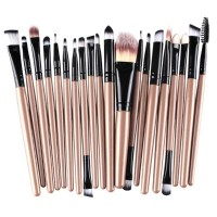 Πινέλα Μακιγιάζ - Professional Women Makeup Brush Set 20 τεμαχίων