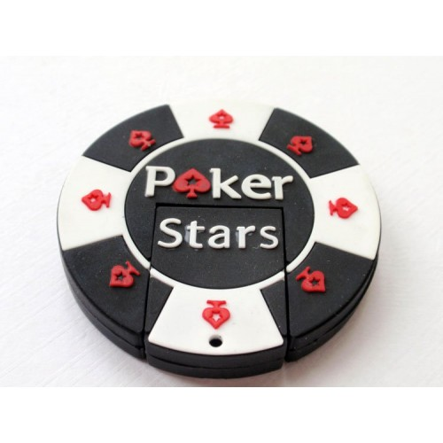 Poker Stars USB Drive 8GB