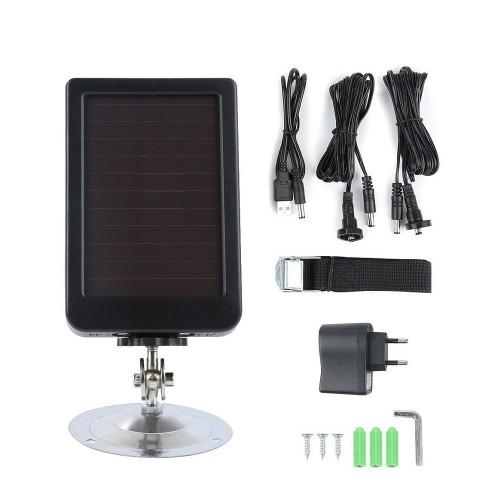 Suntek SP-06  Ηλιακό Πάνελ Φόρτισης/Power Bank Solar Panel  6-9V