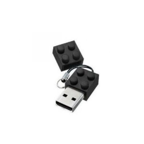 Lego Brick USB Drive 8GB(μαύρο)