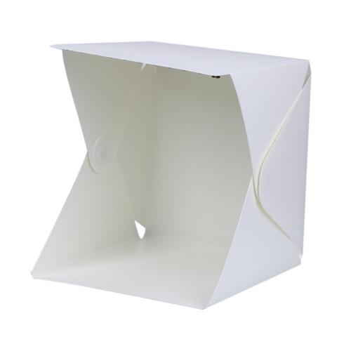 Μίνι φωτογραφικό αναδιπλούμενο στούντιο με LED Lightbox mini photo studio OEM (30 x 30 x 30 εκ.)
