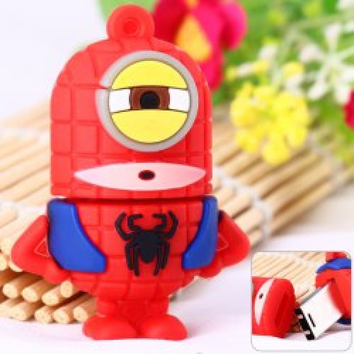 Minion Spiderman USB Flash 8GB(oem)