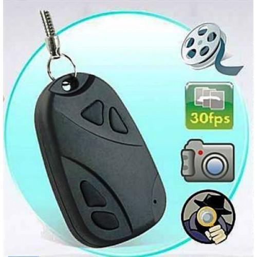 Κρυφή Κάμερα Καταγραφικό Μπρελόκ Mini DVR Keychain Spy808 Camera