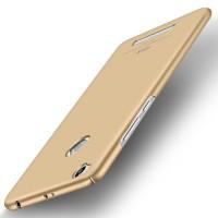 MSVII Ματ Backcover Θήκη (Xiaomi Redmi 3S/3 Pro) (Χρυσή)
