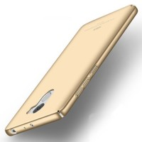 MSVII Ματ Backcover Θήκη (Xiaomi Redmi 4 Standard) (Χρυσή)