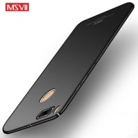 MSVII Ματ Backcover Θήκη (Xiaomi Mi 5X (A1) ) (Mαύρη)