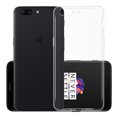 Silicone gel Θήκη Προστασίας για OnePlus 5