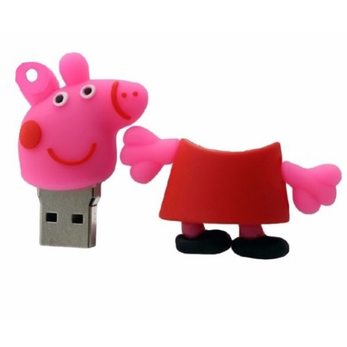 A&M Πέπα το γουρουνάκι USB Flash Drive 16GB USB 3.0 (B076P8VYV3)