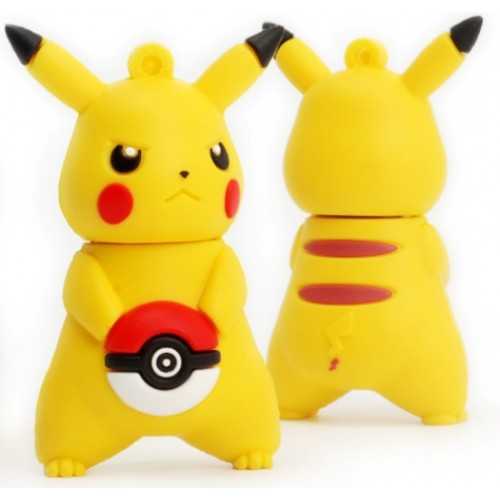 Pikachu USB Flash Drive 8GB