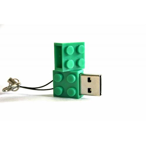Lego Brick USB Drive 8GB(πράσινο)
