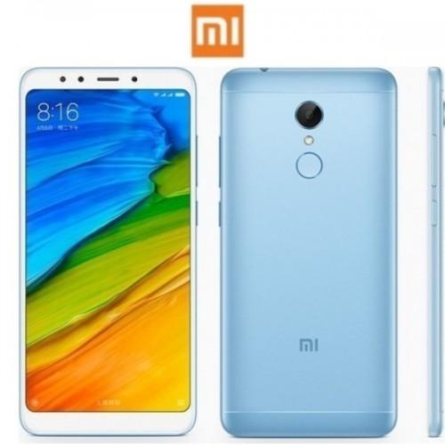 XIAOMI Redmi 5 EU (5.7''/4G/8πύρηνο/3GB-32GB) (Μπλε)  (Ακουστικά + Δώρο)