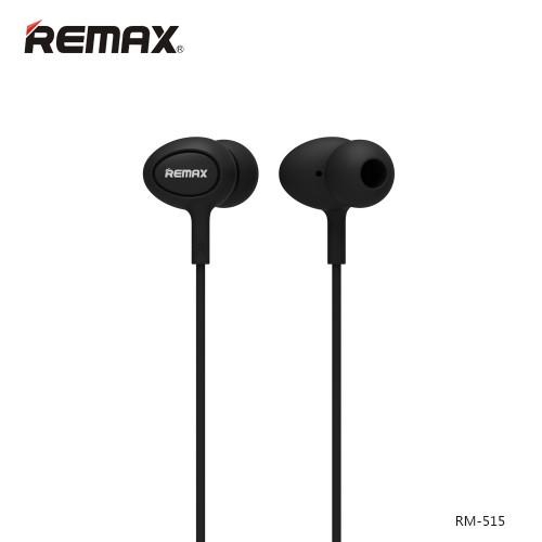 Ακουστικά Remax RM-515 Ακουστικά In-Ear HandsFree Headset(Black)