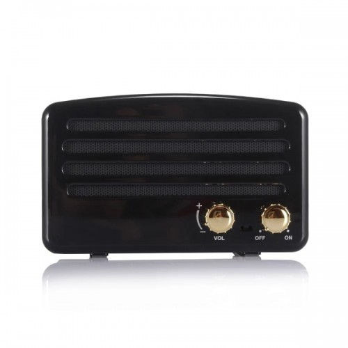 OEM T5 Retro Ηχείο Bluetooth 6W (FM Radio/mSD/Line-in)