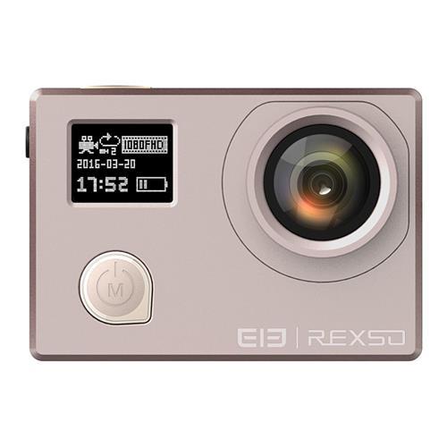 Elephone REXSO Explorer Dual (Διπλή Οθόνη ΟLED & TFT-4K-WiFi-Αδιάβροχη) (Brown)