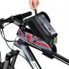 ROCKBROS RB-016 Αδιάβροχο MTB Τσαντάκι Σκελετού Ποδηλάτου με Θήκη Ποδηλάτου (Κόκκινο)